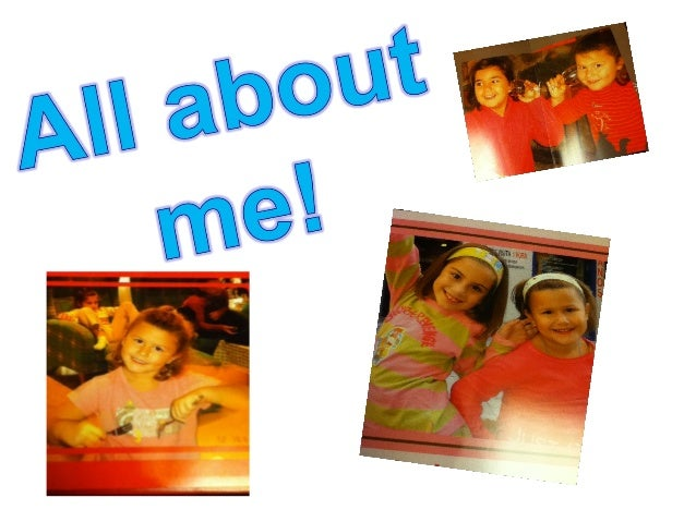 All about me!Hello!My name is Paula, I am 12 years old. Ihave got two sisters: Olga and Belénand my parents are Toño and L...