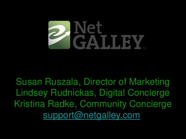 Susan Ruszala, Director of Marketing<br />Lindsey Rudnickas, Digital Concierge<br />Kristina Radke, Community Concierge<br...