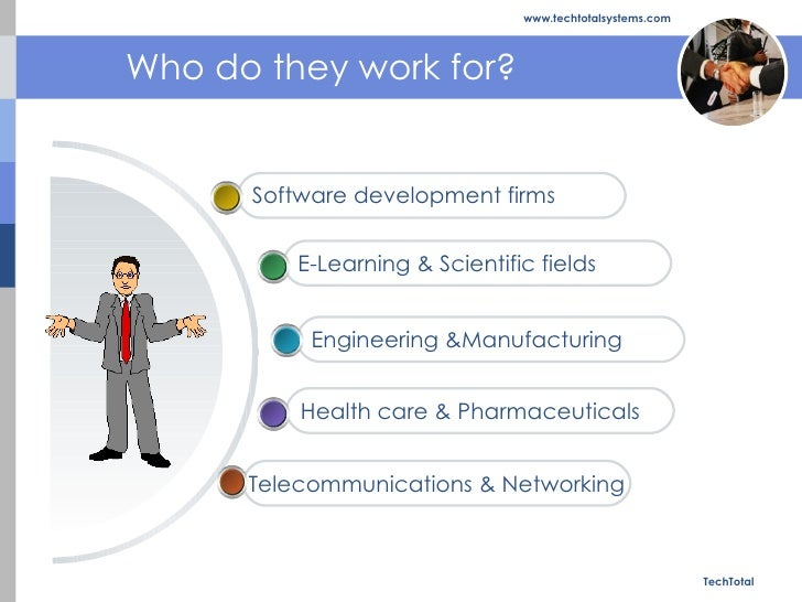 Who is technical writer