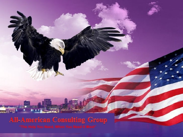 All American Consulting Group Presentation