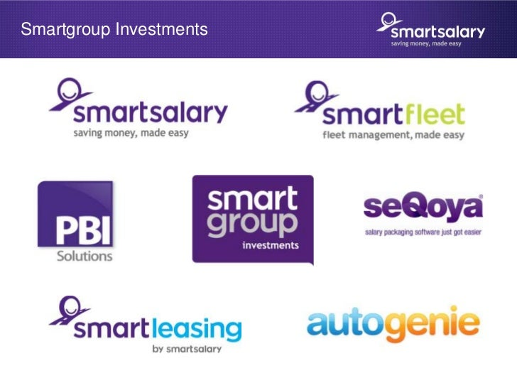 SmartGroup brands