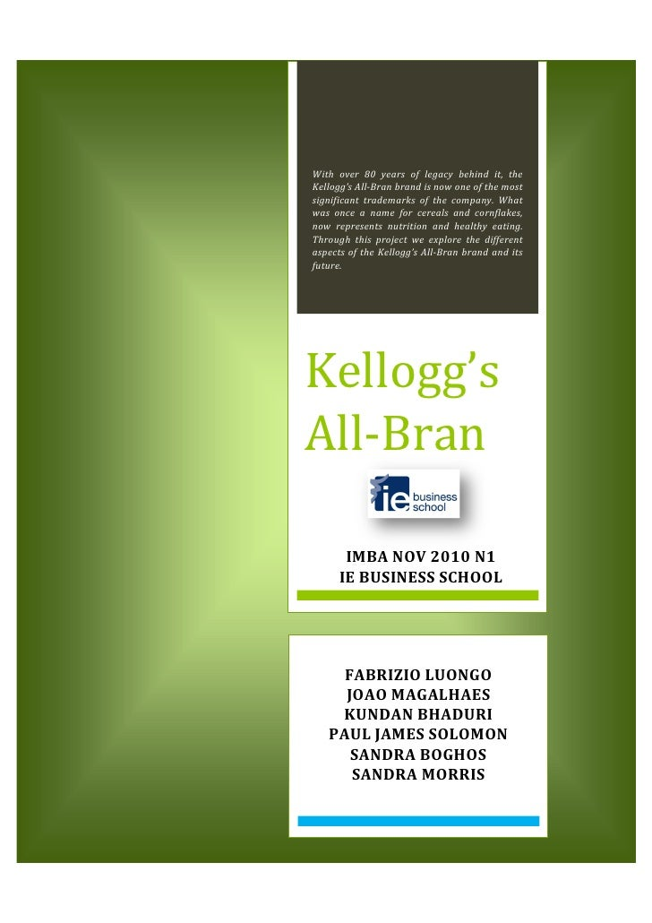 marketing essay kellogg 1211712 Условие задачи: kellogs internet marketing essay, research paper kelloggs strategy was to produce a web site provided specific product line and brand information to interested consumers the page displays particular product descriptions, nutrition information, and recipes.