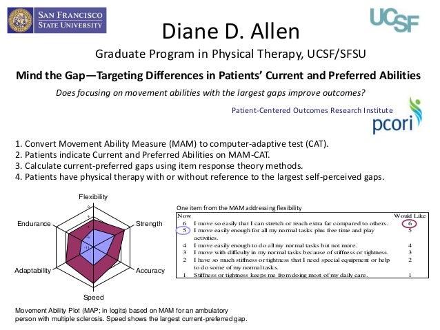 UCSF CER - Diane Allen's PCORI Project  (Symposium 2013)
