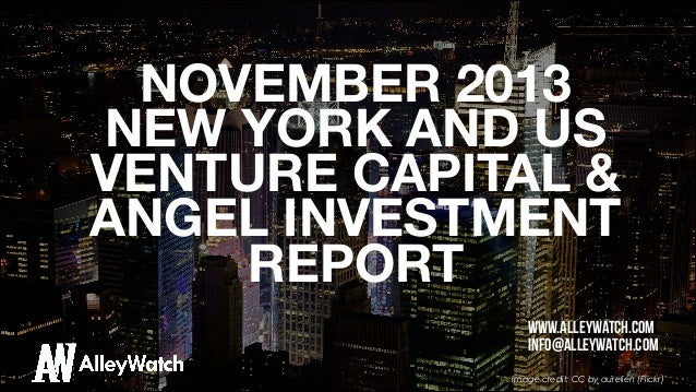 NOVEMBER 2013 NEW YORK AND US