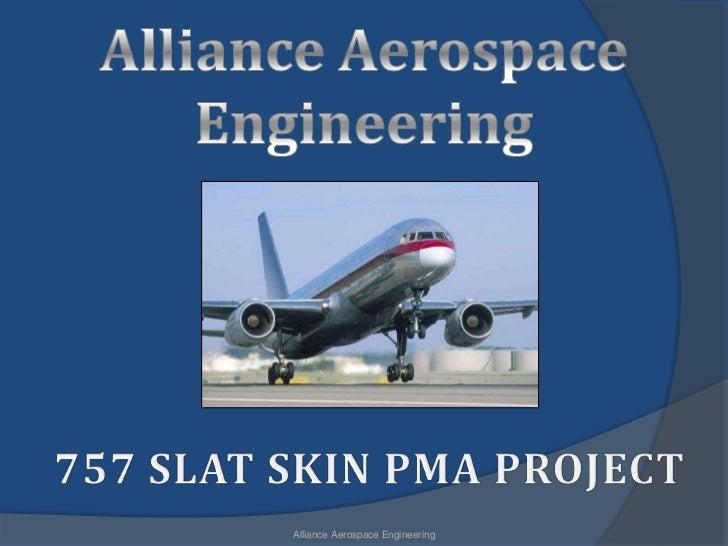 Alliance Aerospace Engineering