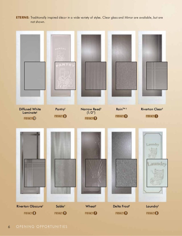 Alliance Door Products Interior French Door Canada