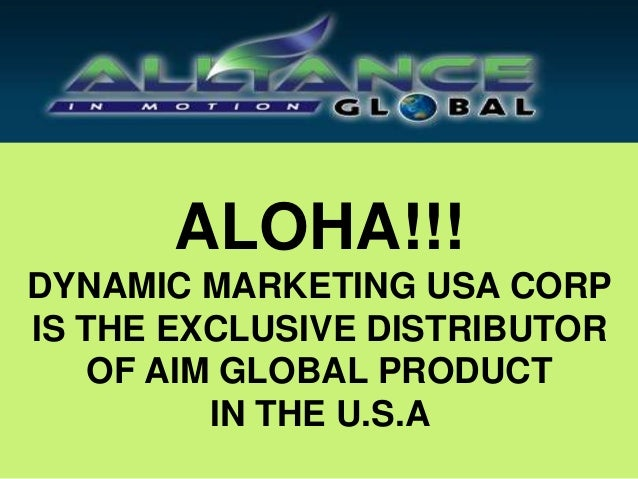 Allianceinmotionglobalpresentations 110913021928-phpapp02