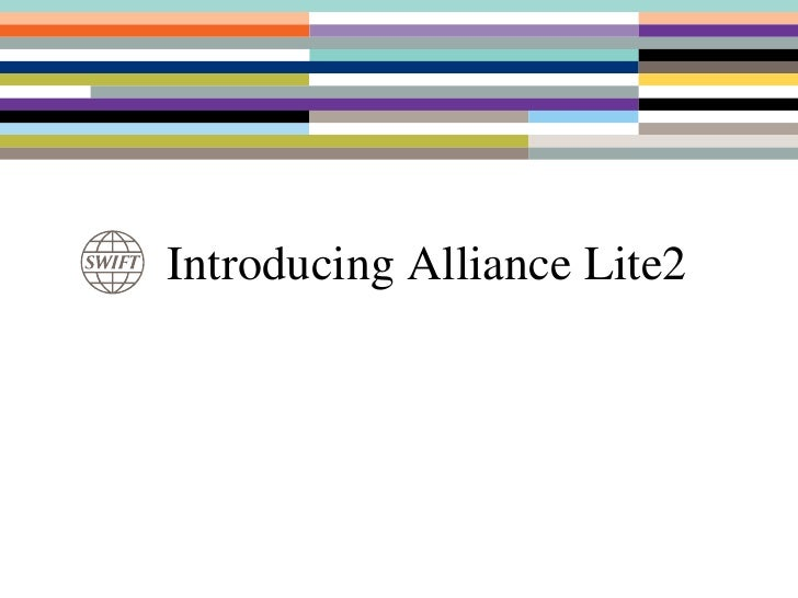 Introducing Alliance Lite2