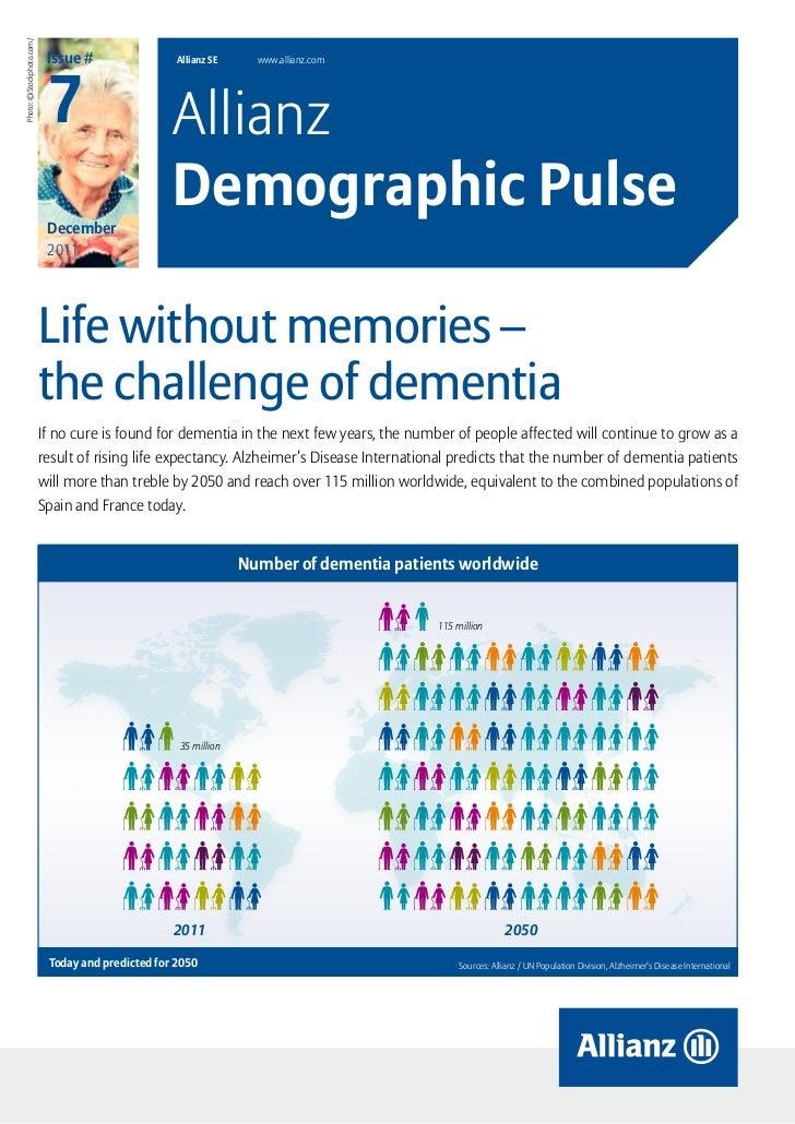 Allianz Demographic Pulse On Dementia