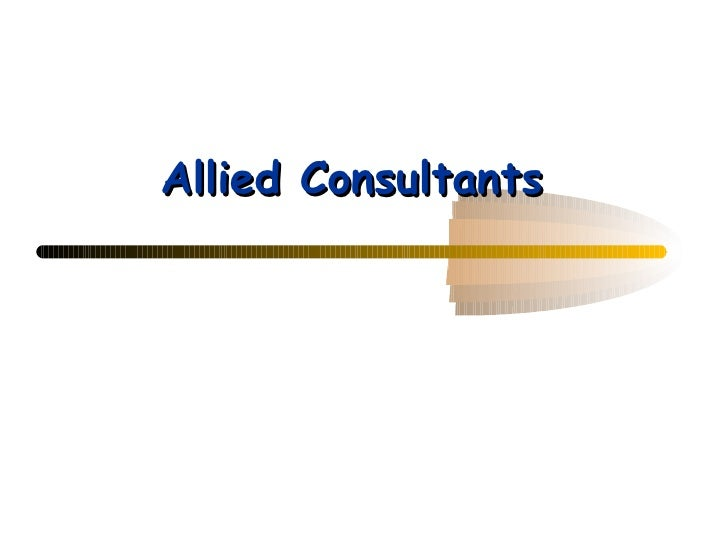 Allied Consultants