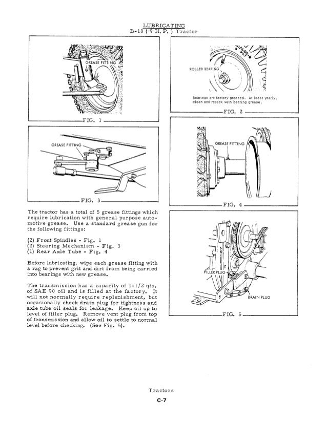 allis chalmers pto shaft diagram  allis  free engine image