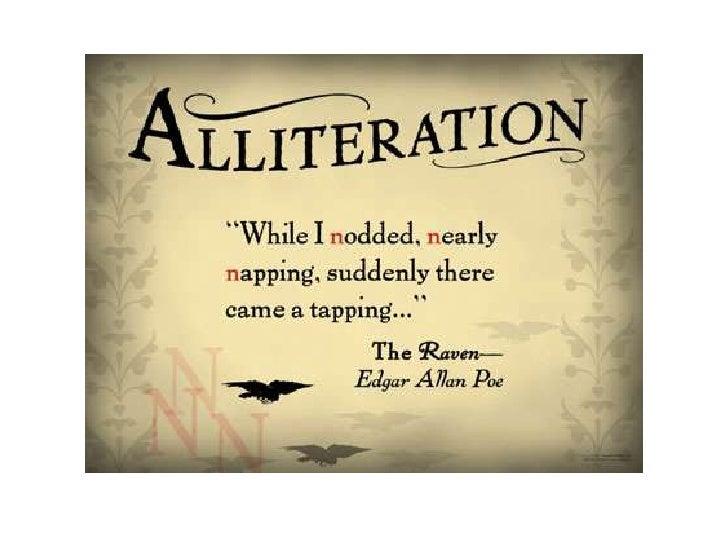 Alliteration Examples Alliteration Examples Peter Piper