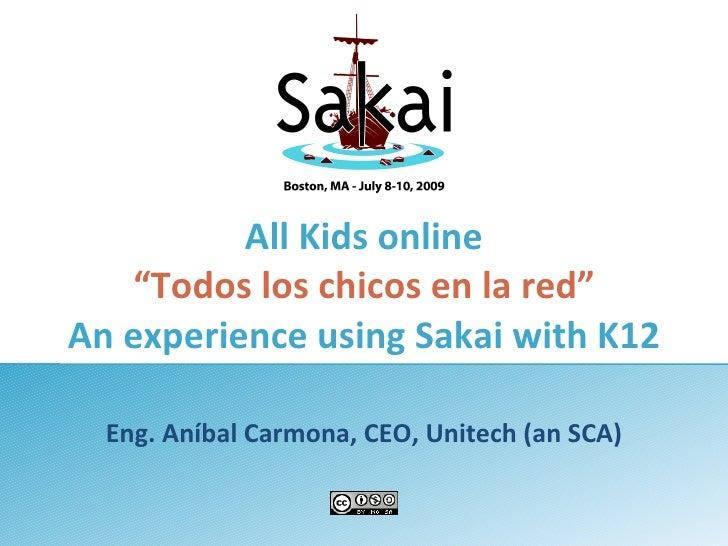 All Kids Online   Sakai