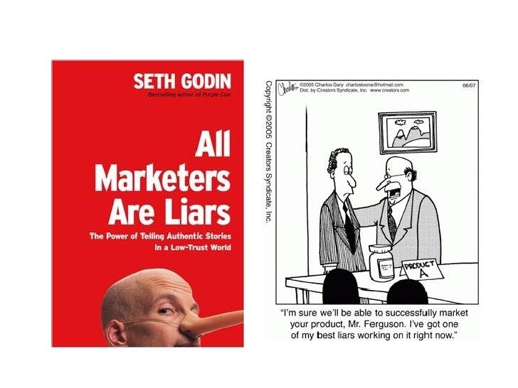 Seth Godin Presentation - March 11