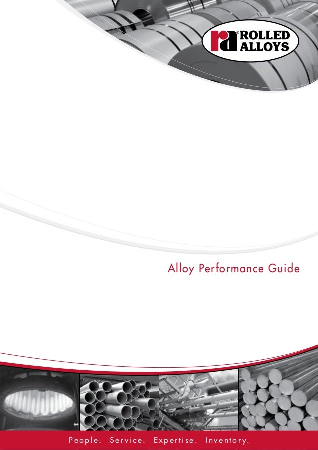 Alloy performance-guide