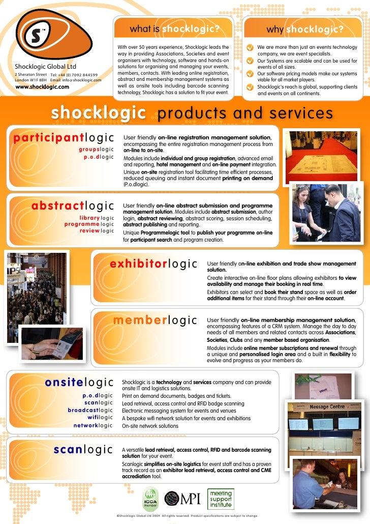 what is shocklogic?                                                                       why shocklogic?                 ...