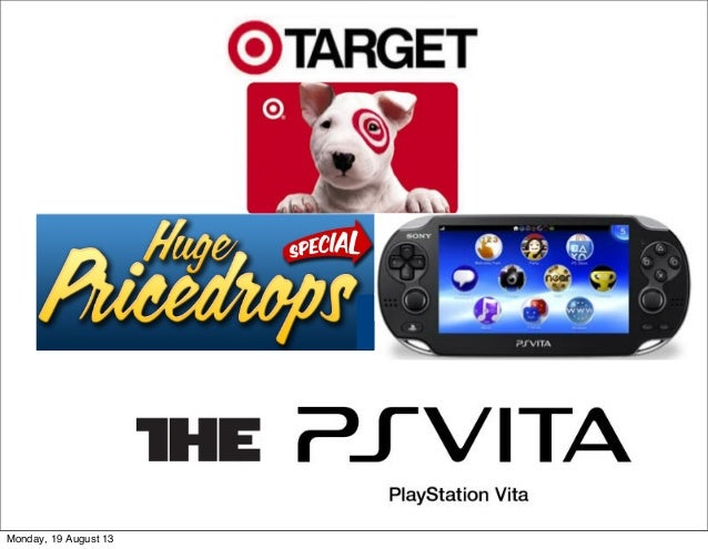 All PS Vitas Now $199 At Target - PS4.sx