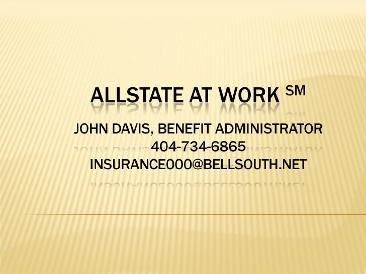 Allstate Workp Div03