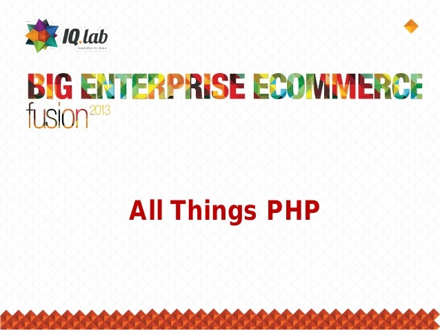 All things php