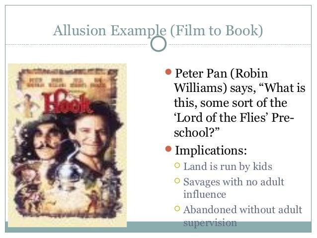 Allusion Examples Alisen Berde