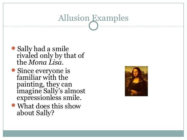 Allusion Examples Acurnamedia