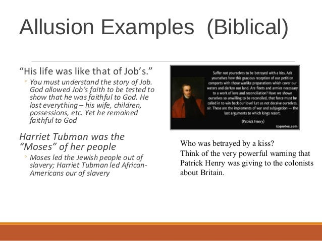 discuss biblical allusions that foster does not mention Summer reading and writing assignment (2017-2018) college prep world literature & ib world literature discuss biblical allusions that foster does not mention.