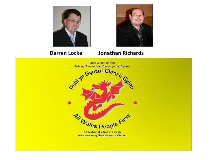 All Wales People First / Pobl yn Gyntaf Cymru Gyfan