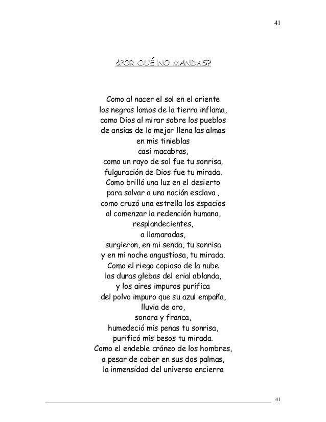 Almafuerte poesia completa