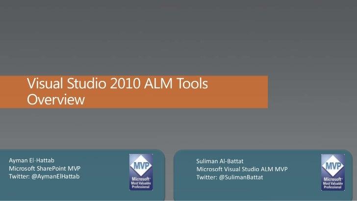 Microsoft SharePoint MVPTwitter: @AymanElHattab