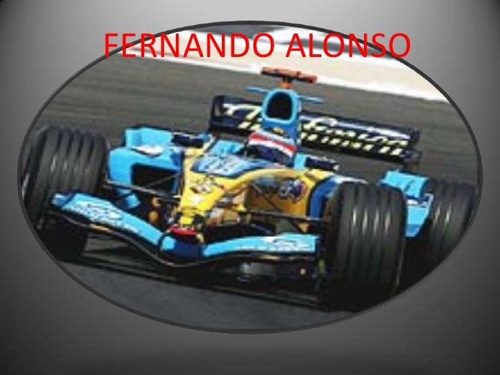 Alonso Presentation