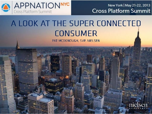 A look at the super connected consumer