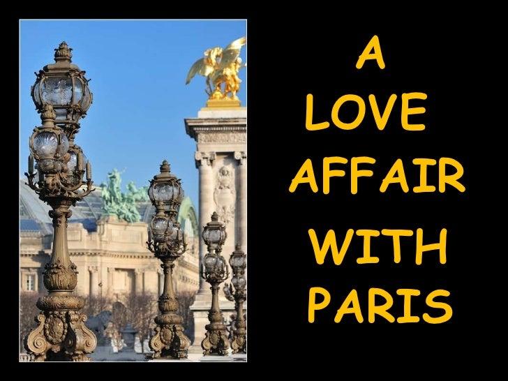 A love affair_with_paris