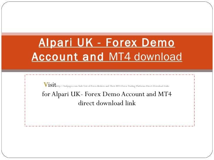 Forex free deposit account