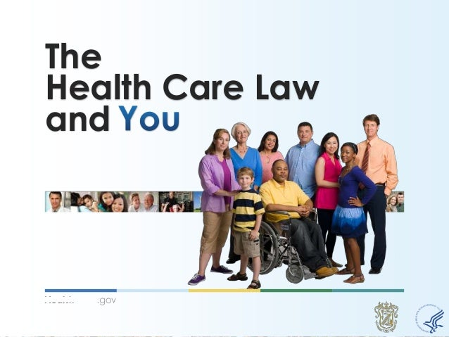 The Health Care Law and YOU
