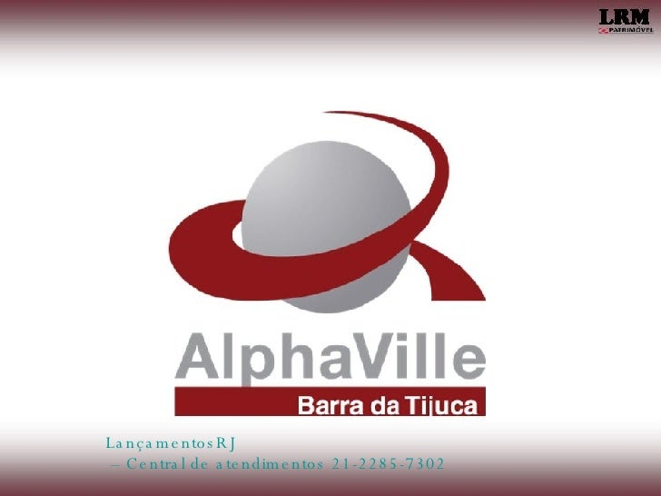 Alphaville Barra da Tijuca | Terrenos