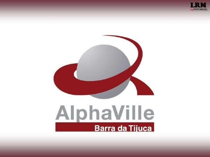 Alphaville Barra da Jijuca Gafisa | rioimoveisrj.com