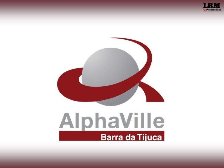 Alphaville Barra Da Tijuca   Gafisa