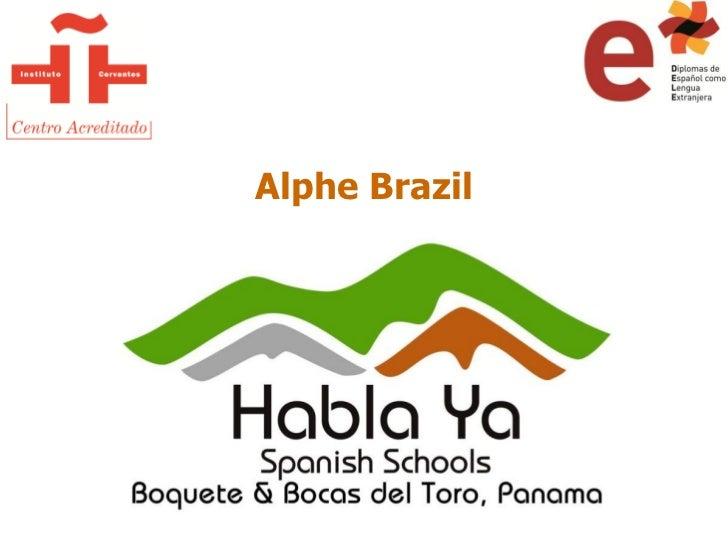Alphe Brasil