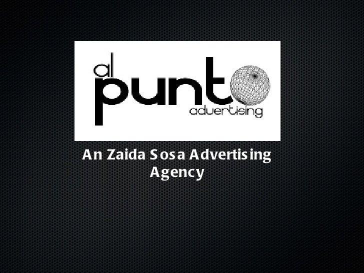 An Zaida Sosa Advertising Agency