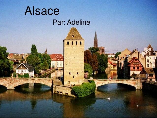 Alsace - Adeline
