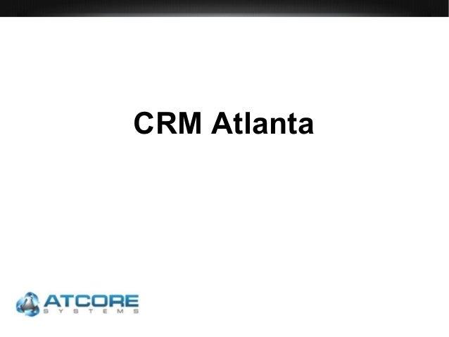 CRM Atlanta