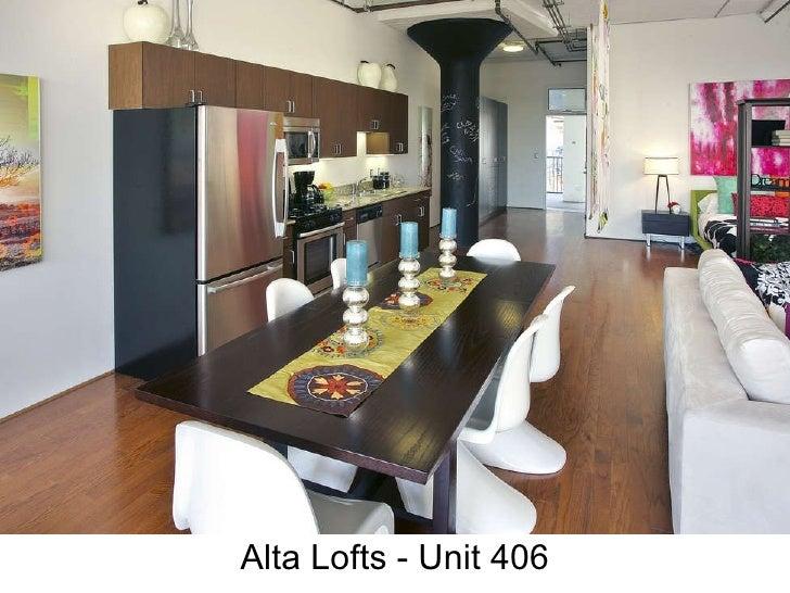 Alta Lofts - Unit 406