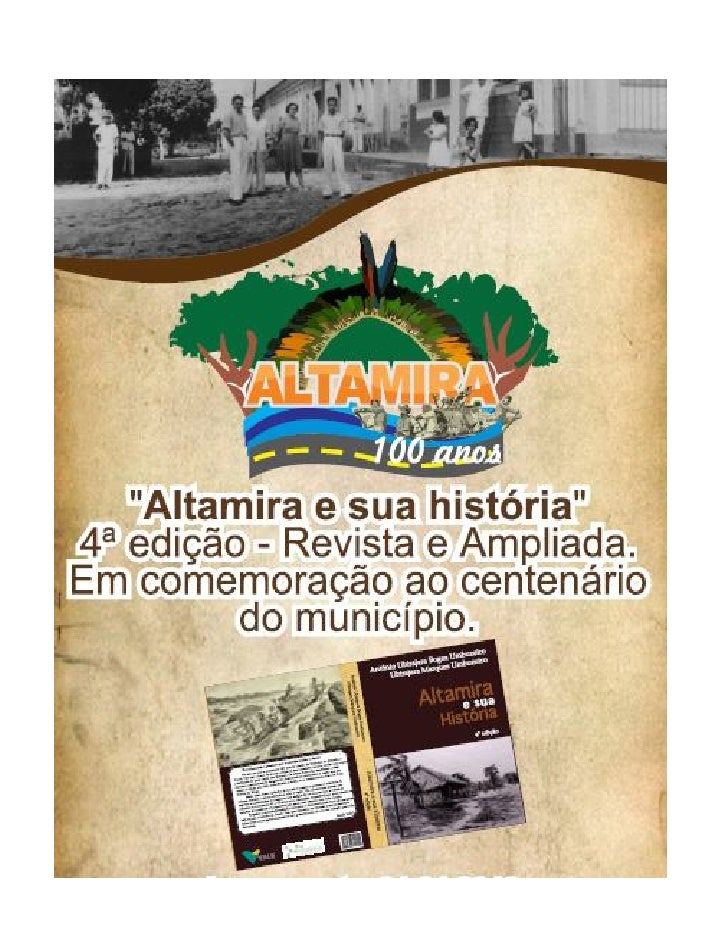 Altamira e sua historia