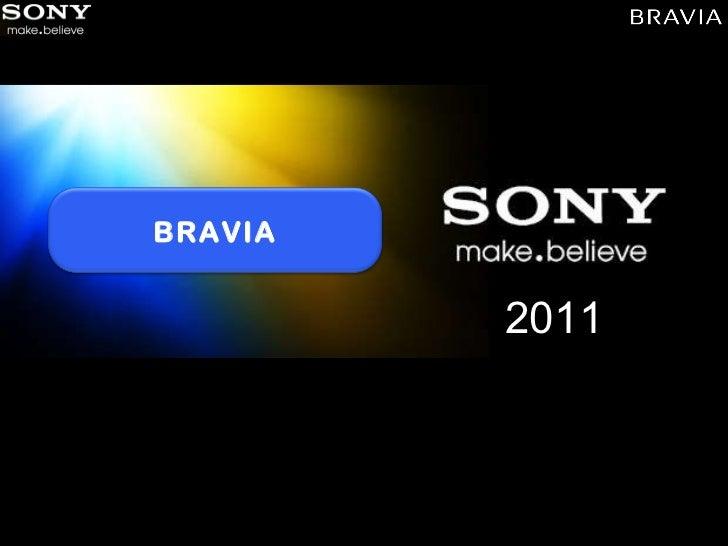 2011 BRAVIA