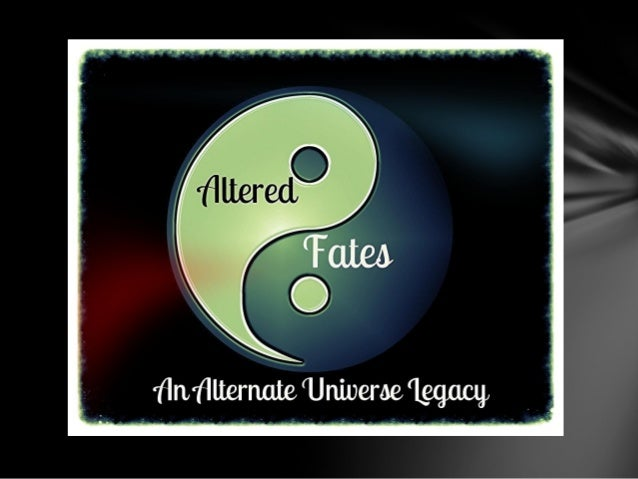 Altered Fates: Chapter 5