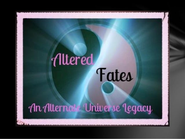 Altered Fates: Chapter 8