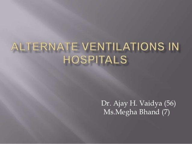 Dr. Ajay H. Vaidya (56)Ms.Megha Bhand (7)