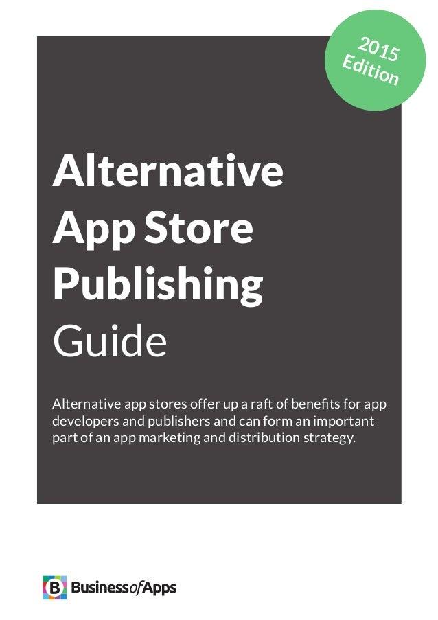 Alternative App Store Publishing Guide 2015