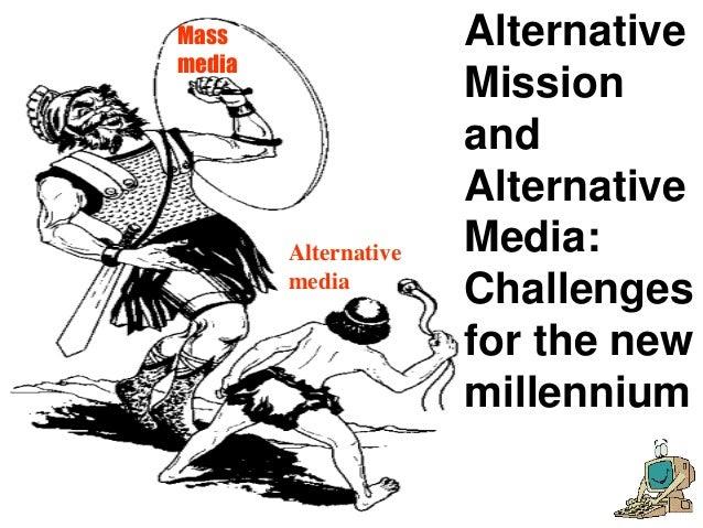 Image result for alternative media