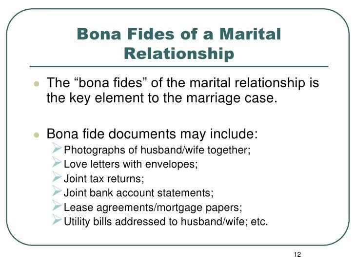 Alternative methodologies for marriage cases (revised)